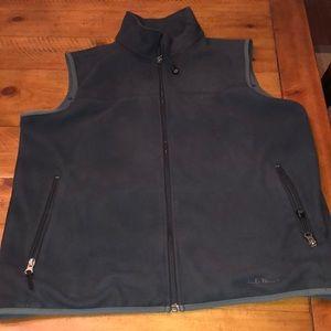 LL Bean Men's Fleece Vest